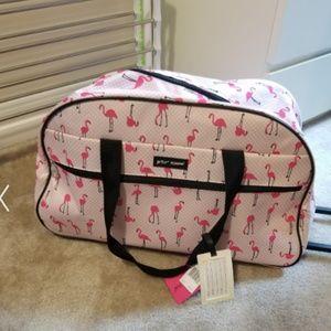 NWT Betsey Johnson Travel Bag